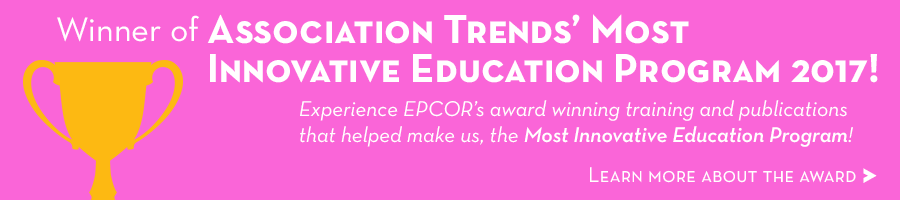 Winner of ASAE's Most Innovative Education Program 2017, Learn more about the award >