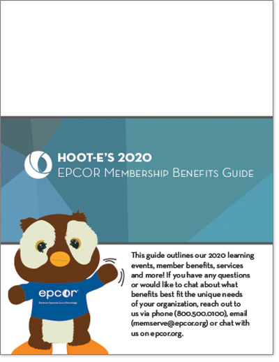 Hoot-E's 2020 EPCOR Membership Benifits Guide