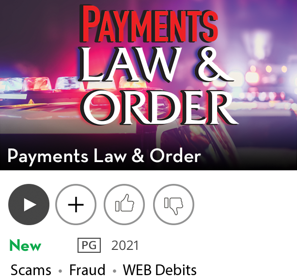 Payments Law and Order Season 1 Show