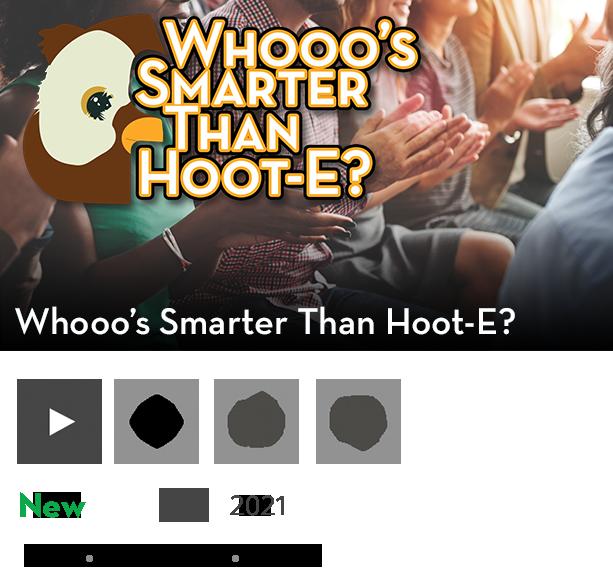 Whooo's Smarter Than Hoot-E? Season 3 Show