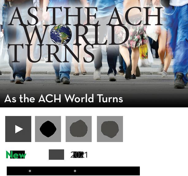 As the ACH World Turns Season 3 Show