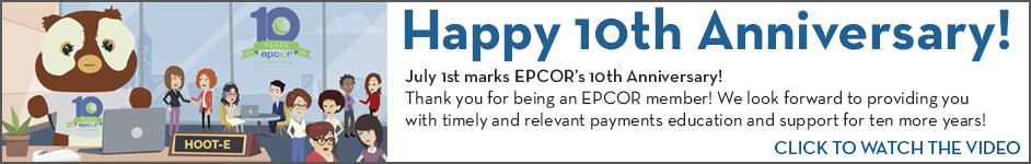 EPCOR 10th Anniversary video