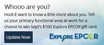 Explore EPCOR contest